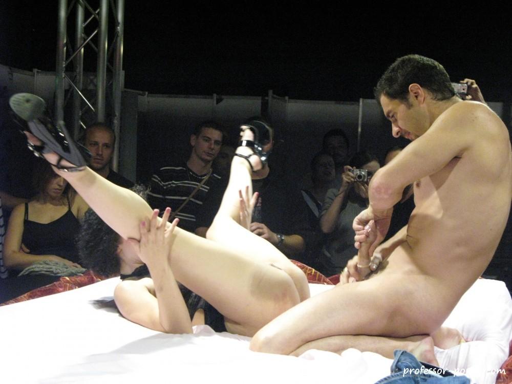 Ficken Auf Der Bühne