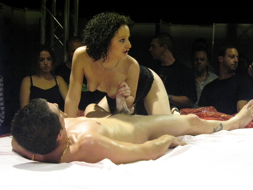 Sex Auf Bühne